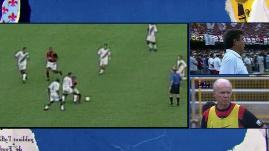 E se tivesse VAR? Gol marcante de Petkovic em 2001 poderia ter sido anulado