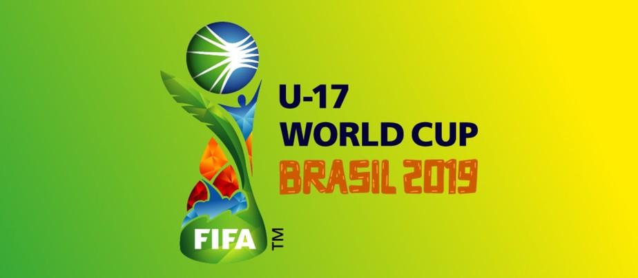Fifa divulga logotipo do Mundial Sub-17 e confirma estádios do torneio que será realizado no Brasil