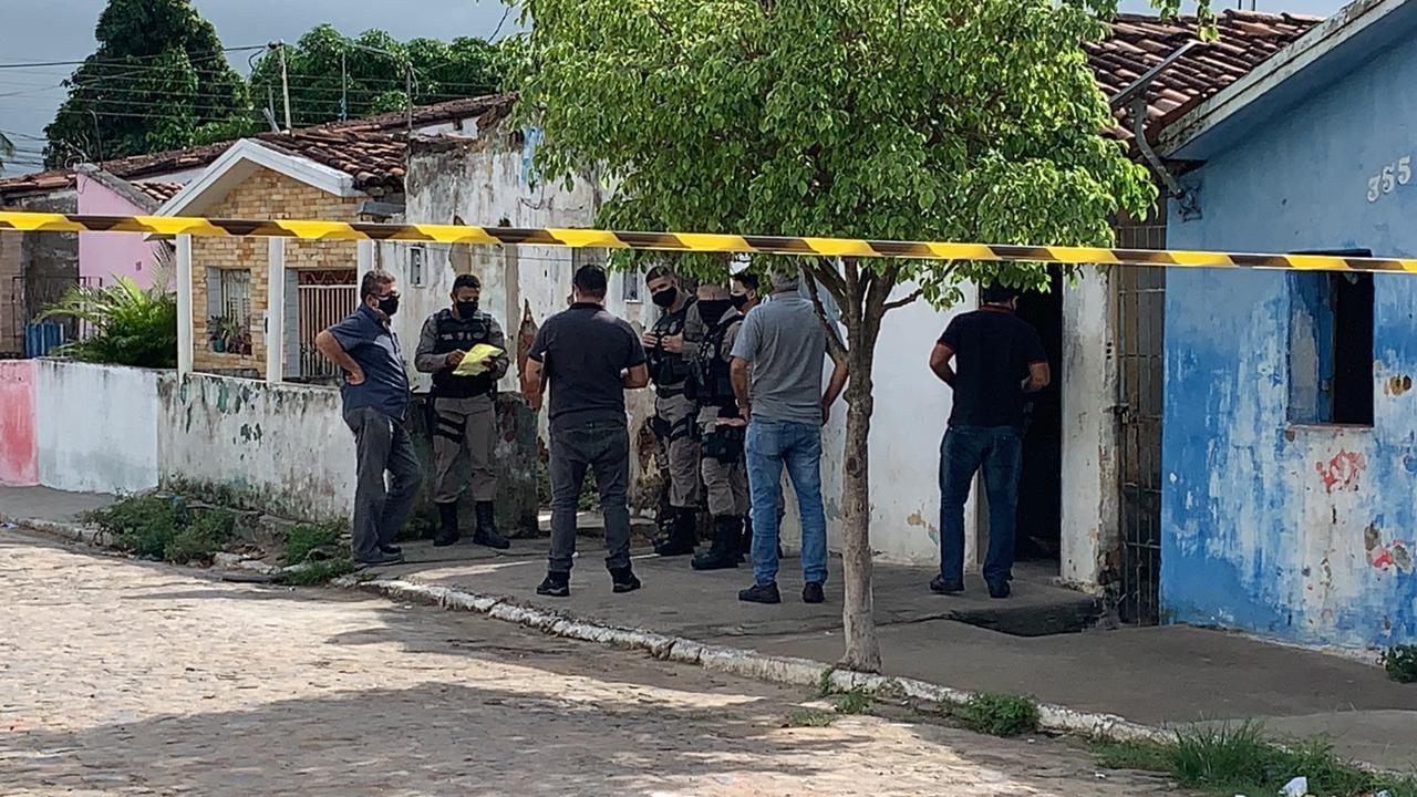 Homem morre após troca de tiros, em Santa Rita, na Grande João Pessoa