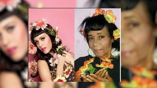 Webcelebridade de Iguaí posta fotos imitando famosas e bomba na internet