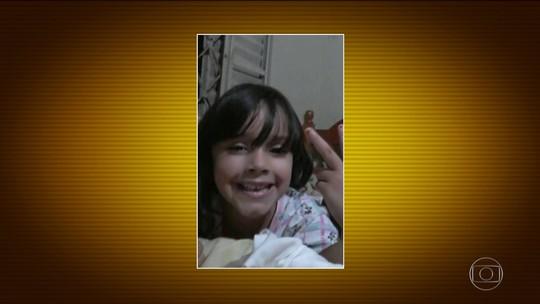 Menina de 5 anos que morreu com tiro na cabeça no DF tinha saído para buscar pipoca