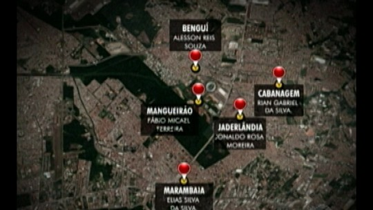 Seis pessoas são assassinadas em menos de 10 horas na região metropolitana de Belém