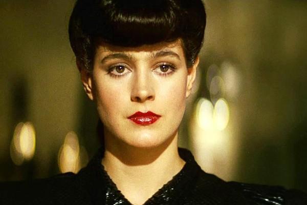 A atriz Sean Young em cena do clássico Blade Runner (1982) (Foto: Reprodução)