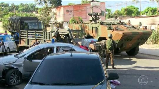 'Ele deve ter se assustado porque é escuro', diz primo de PM morto em blitz do Exército na Baixada Fluminense
