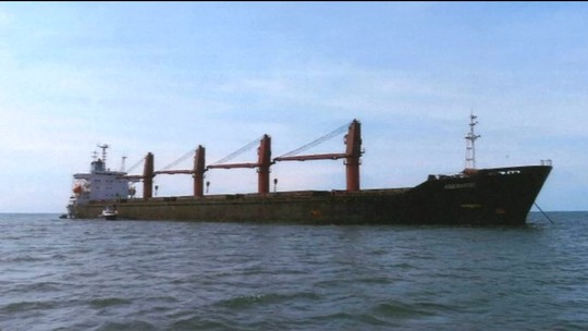 EUA apreendem navio da Coreia do Norte que estaria violando sanções internacionais
