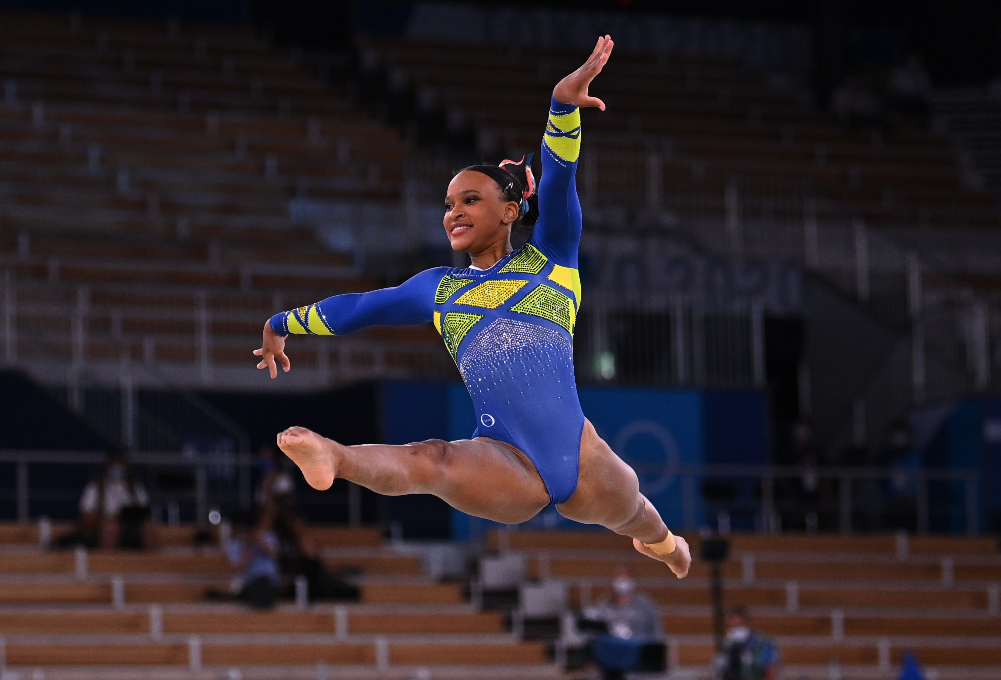 Rebeca Andrade: Como 'Baile de Favela' foi parar nas Olímpiadas de Tóquio