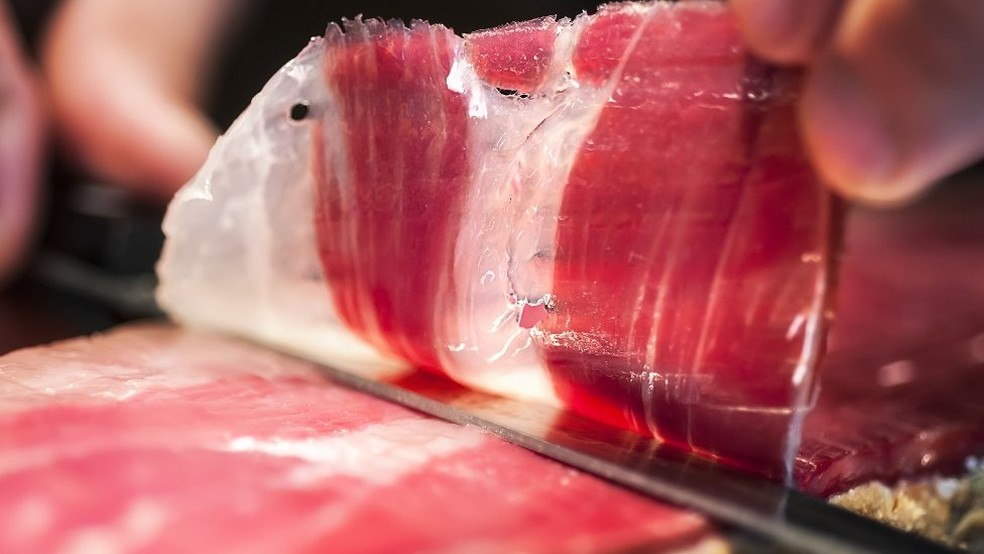 A classificação do presunto ibérico é bastante rigorosa — Foto: Getty Images