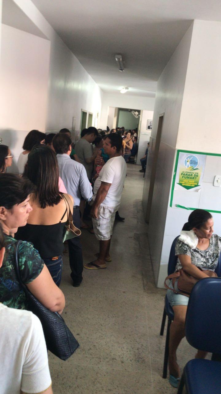Pessoas com viagens marcadas para áreas de risco de febre amarela reclamam que não conseguem tomar vacina em Maceió