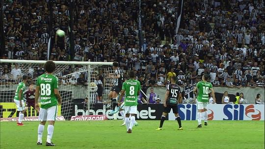 Ceará 4 x 1 Chapecoense: assista aos melhores momentos do jogo