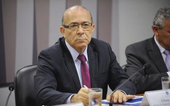 O ministro da Casa Civil, Eliseu Padilha (Foto: Jefferson Rudy / Agência Senado)