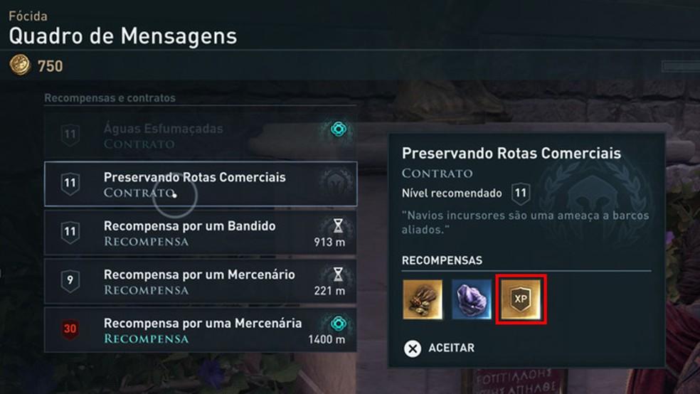 Assassin S Creed Odyssey Como Ganhar Xp Rapidamente Jogos De