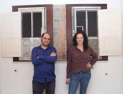 Clara Linhart e Rodrigo Letier
