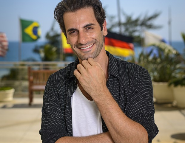 Flavio Tolezani (Foto: Fabio Cordeiro/Ed. Globo)