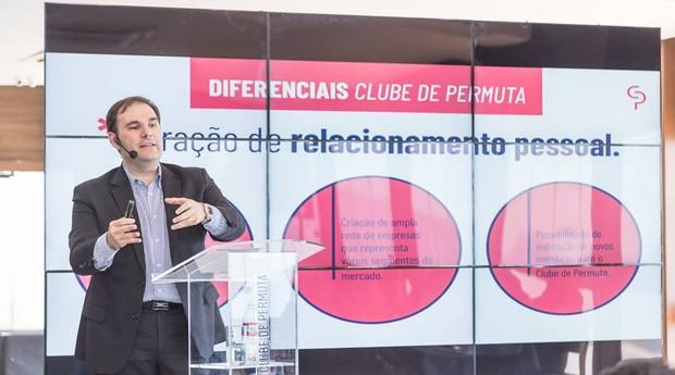clube da permuta (Foto: Divulgação)