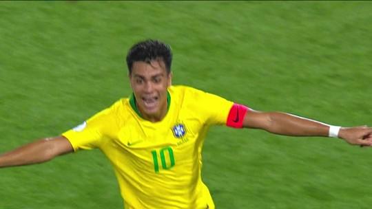 Recuperado de lesão, Reinier será incorporado ao profissional do Flamengo nesta quinta