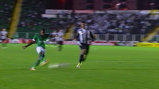Figueirense e Goiás empatam por 1 a 1 e continuam mal colocados na Série B