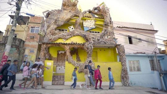 Artista plástico francês JR ganha exposição no Rio de Janeiro
