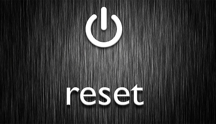 O botão reset só deve ser usado em caso de travamentos (Foto: Reprodução/Jeremygreenlive.com)