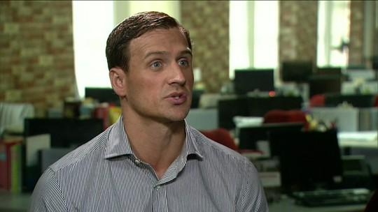 Comitê Olímpico dos EUA confirma suspensão de dez meses imposta ao nadador Ryan Lochte