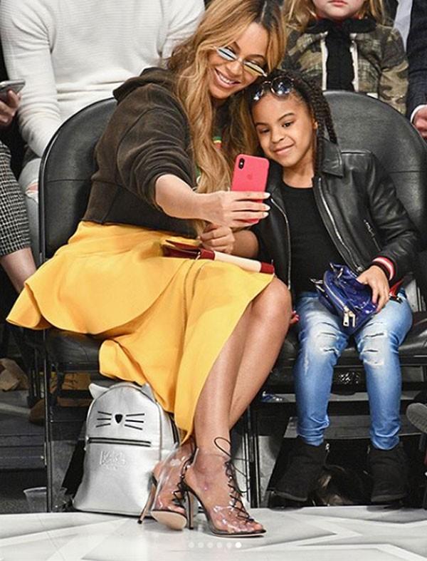 Cantora Beyoncé (Foto: Reprodução/Instagram)