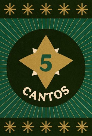 5 Cantos