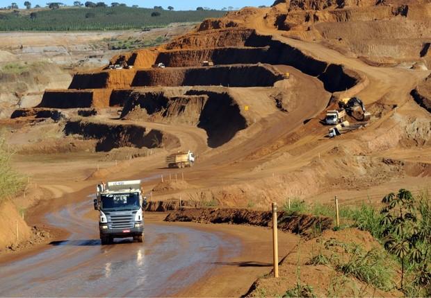 Mineração ; Código Mineral ;  (Foto: Reprodução/Facebook)