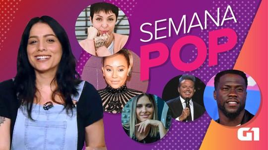Semana Pop tem treta judicial de famosos, Oscar sem apresentador e Spice Girls; ASSISTA