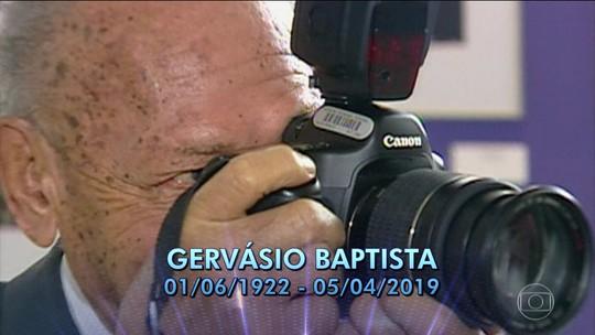 Morre Gervásio Baptista que fotografou todos os presidentes desde Juscelino Kubitschek