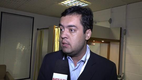 Claudio Castro fala sobre sua expectativa para o debate no Rio