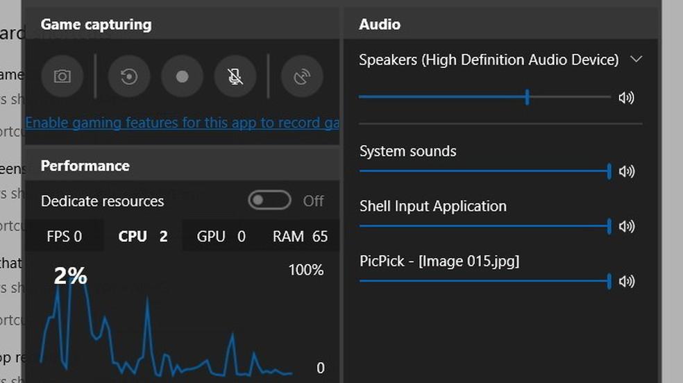 Barra de jogos terá novo visual e mais informações para mostrar — Foto: Reprodução/Windows Central