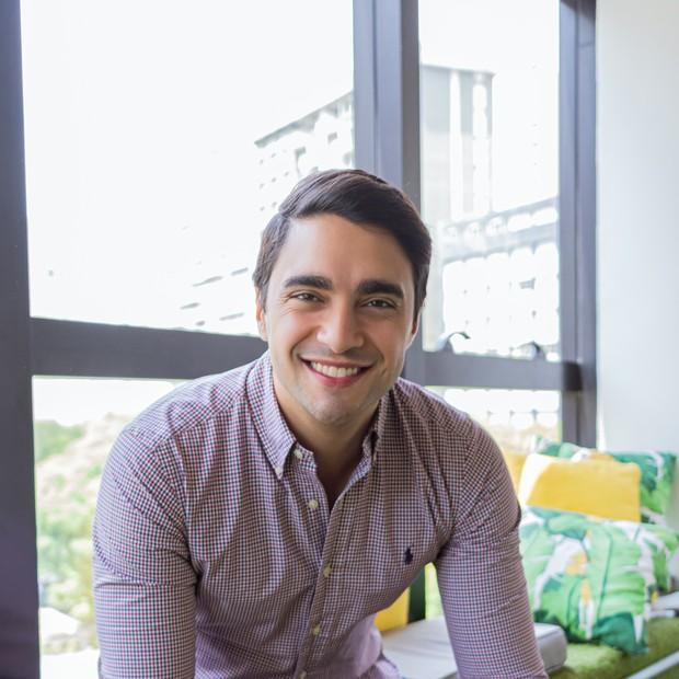 Hendel Favarin, cofundador da Conquer (Foto: Divulgação)