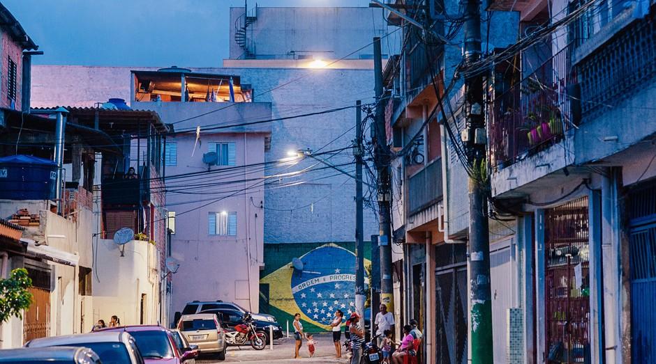 Heliópolis, em SP, receberá projeto de empreendedorismo do Sebrae (Foto: Prefeitura de São Paulo)