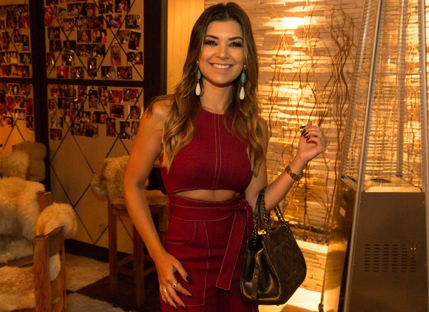 Amanda Françozo (Foto: Foto:  Divulgação)