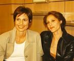 Silvia Pfeifer e Christiane Torloni | Reprodução