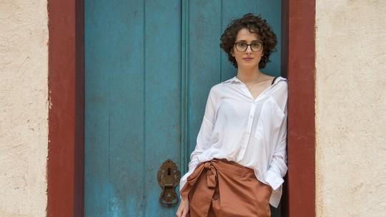 Carol Duarte comenta personagem de 'O Sétimo Guardião': 'Tem dores que não são reveladas'
