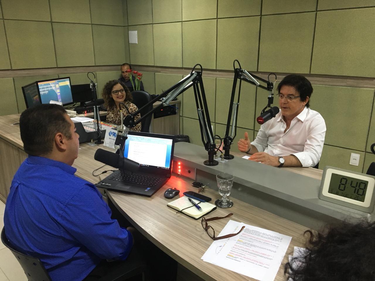 Robinson Faria (PSD) defende transparência para combater a corrupção - Radio Evangelho Gospel
