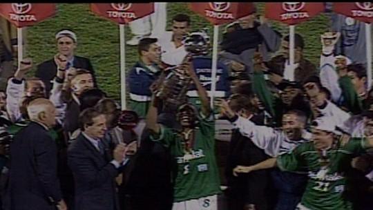 Veja na íntegra a decisão da Libertadores conquistada pelo Palmeiras há exatos 20 anos