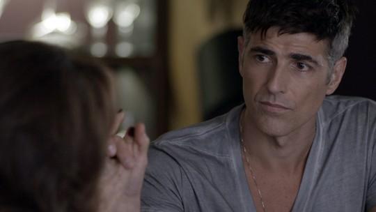 Últimos capítulos: Fanny convence Anthony a internar a mãe