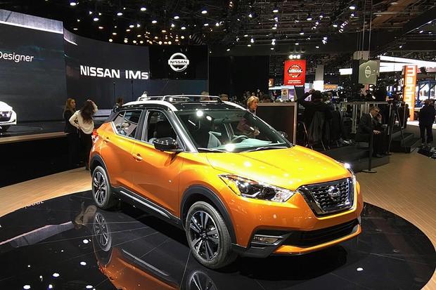 Nissan Kicks híbrido (Foto: Divulgação)
