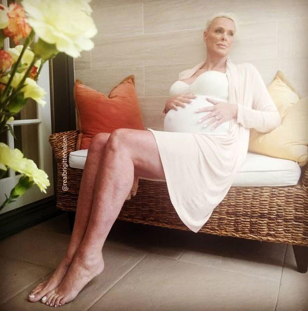 Brigitte Nielsen (Foto: Reprodução Instagram)
