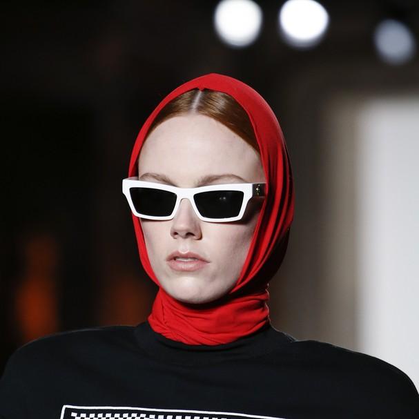 Versace inverno 2019 (Foto: Reprodução)