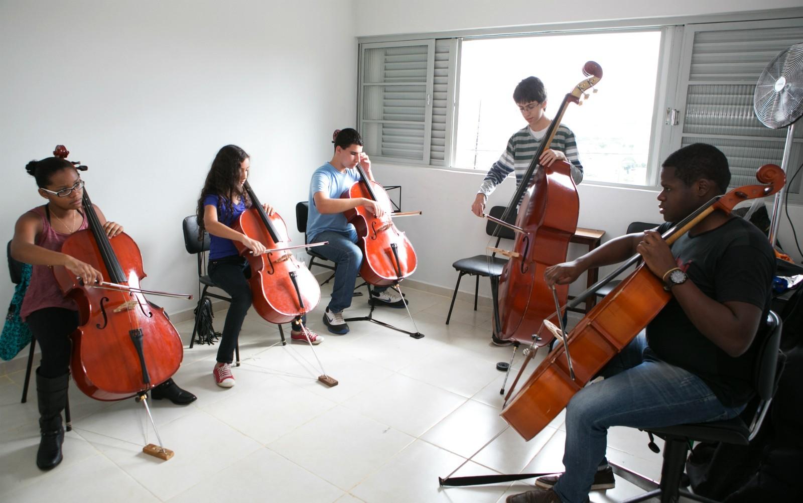 Projeto Guri abre inscrições para 30 cursos de música gratuitos na região de Ribeirão Preto