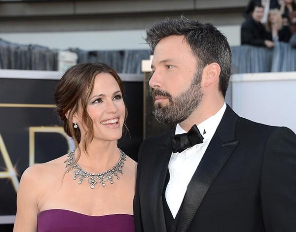 Jennifer Garner e Ben Affleck (Foto: Getty Images)