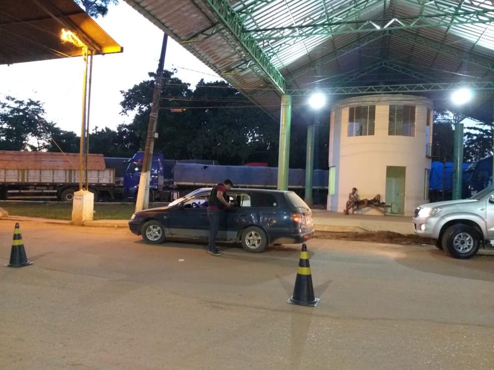 Blitz ocorreu nesta segunda-feira (22), Epitaciolândia, pela Polícia Civil do Acre — Foto: Divulgação/Polícia Civil do Acre