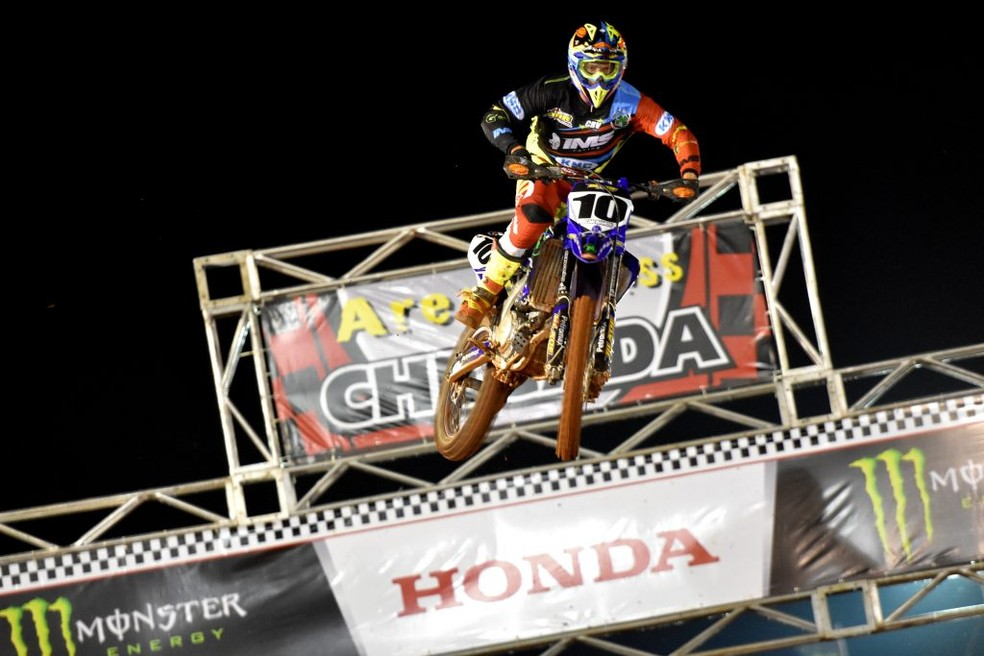 Hall Two Wheels will have motocross competition - Foto: Divulgação
