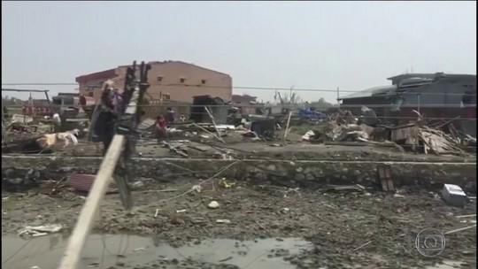 Tempestade já deixa 30 mortos e 500 feridos no Nepal