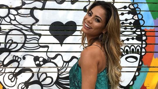 Lexa conta como se prepara para ser musa no Carnaval carioca: 'Passando fome mesmo'