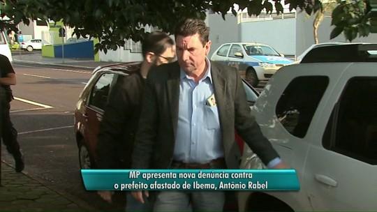 Ministério Público pede o bloqueio dos bens do prefeito afastado de Ibema