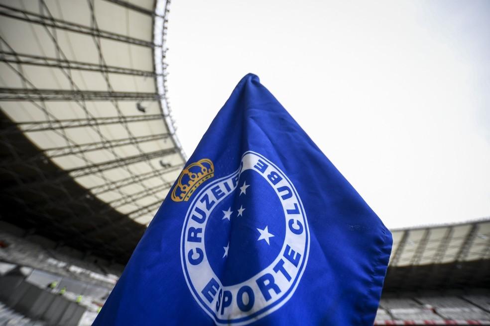 Cruzeiro vai disputar pela primeira vez na sua história a Série B do Campeonato Brasileiro — Foto: Divulgação/Mineirão