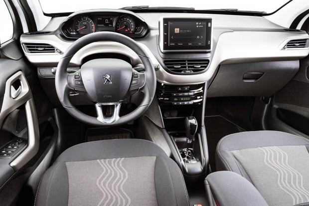 Peugeot 2008 Style (Foto: Divulgação)